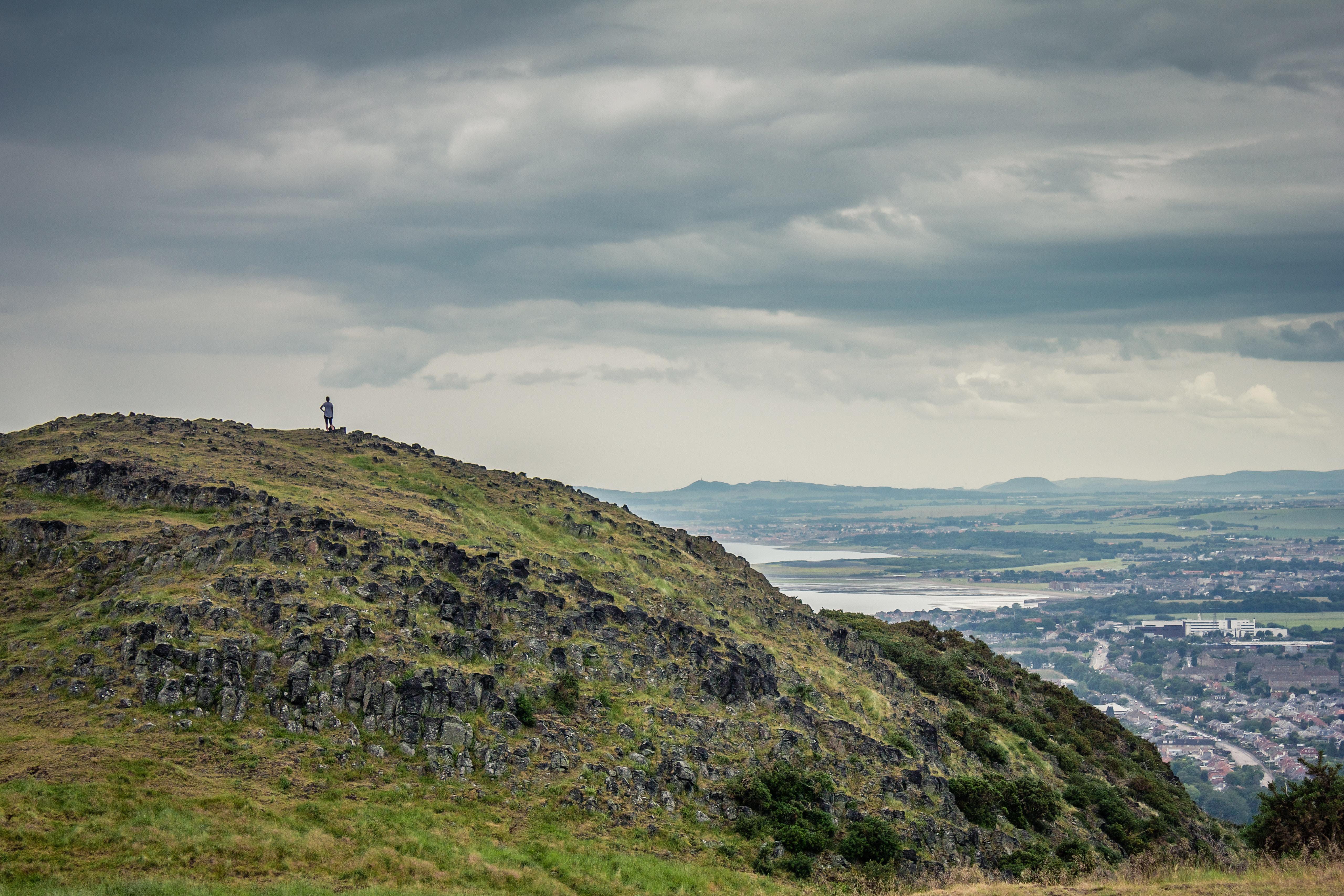 Arthur's Peak